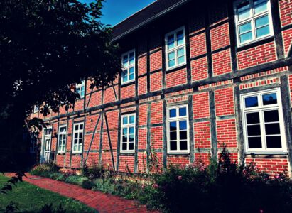 Fachwerkhaus in Meine