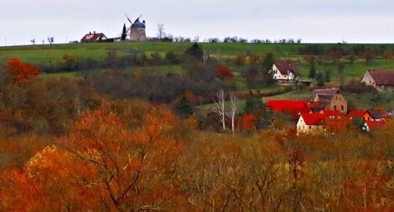 Turmwindmühle Tutlewitz