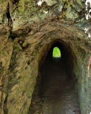 Tunnel am Wilhellmsblick