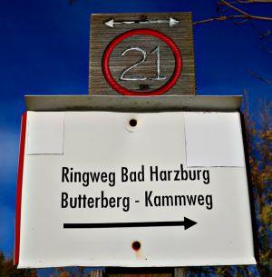 Butterberg-Kammweg
