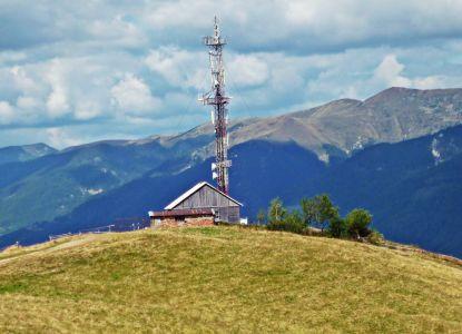 Besteigung des Topras (1.552 m)
