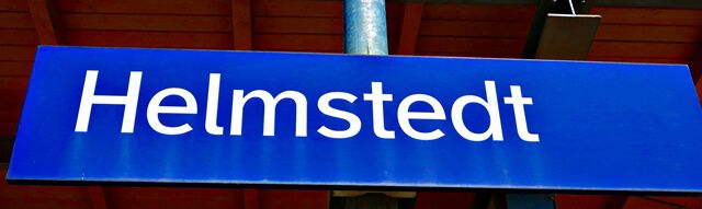 Bahnhof Helmstedt