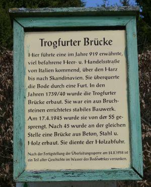 Trogfurter Brück