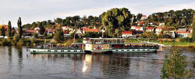 Elbedampfer Pirna