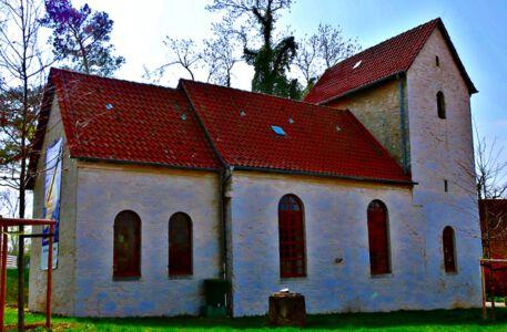 Die Kirche von Sottmar