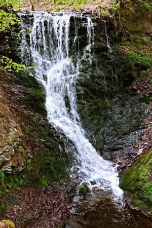 Zorger Wasserfall