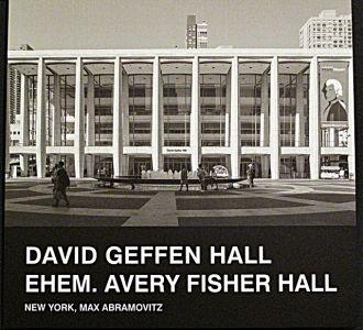 David Geffen Hall