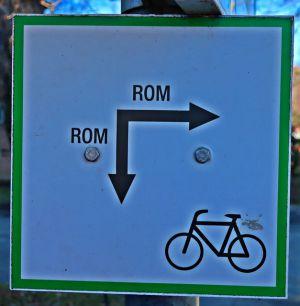 Führen alle Wege nach Rom?