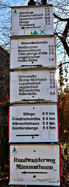 Wanderparkplatz Allrode