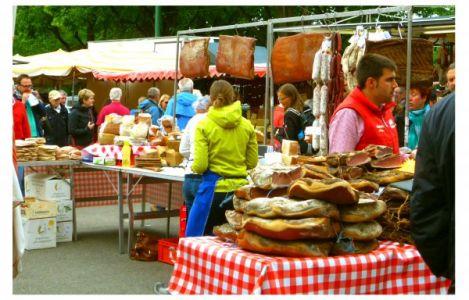 Meran: Markttag