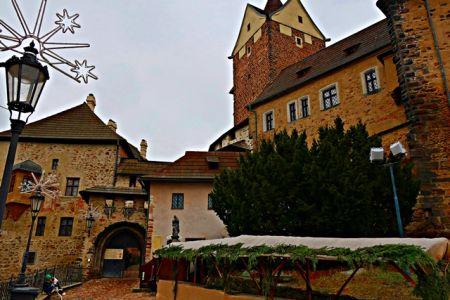 Loket und Hans-Heilig-Felsen