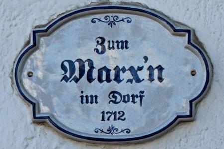Zum Marx'n