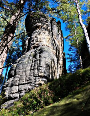 Nationalpark böhmisch-sächsische Schweiz