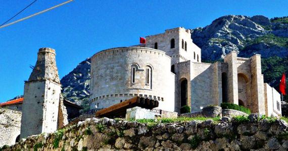 Festungsanlage von Kruja