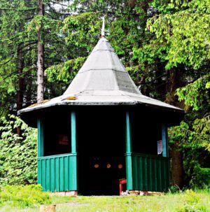 Schutzhütte Rolle