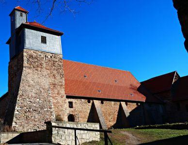 Kloster Ilsenburg - die Kirche