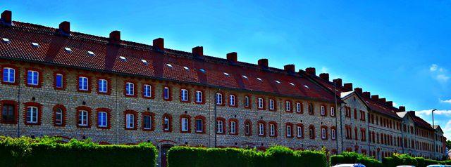 Alte Wohnsiedlung