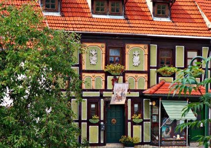 Fachwerkhaus Gernrode