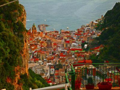 Amalfi: Valle delle Ferriere