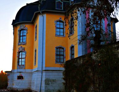 Das Rokokoschloss