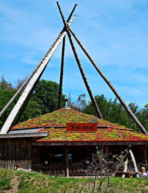 Stemberghaus: Die Köhlerhütte