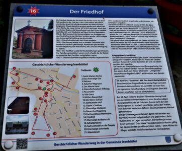 Geschichtlicher Wanderweg Isenbüttel