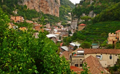 Amalfi: Valle dei Ferriere