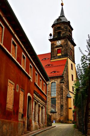 Sankt Marienkirche in Königstein