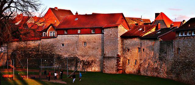 Stadtmauer Einbeck