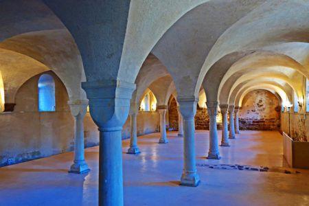Das große Refektorium - Kloster Ilsenburg