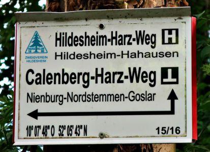 Hildesheim-Harz-Weg