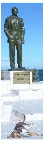 Atatürk-Statue