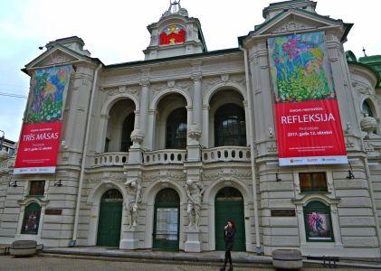 Riga: Lettische Staatsoper und Ballett