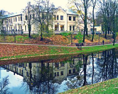 Riga: Daugava-Ufer