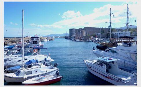Altstadthafen Girne
