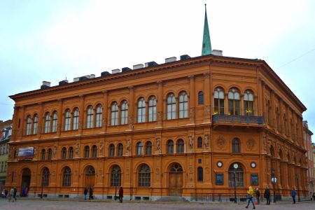 Riga: Lettisches Okkupationsmuseum