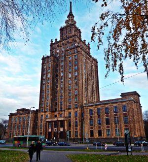 Riga: Akademie der Wissenschaften