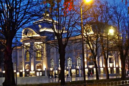 Riga: das Theater