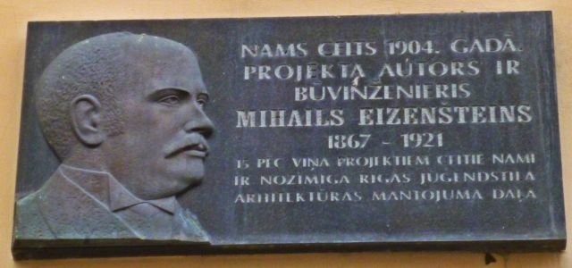 Riga: Mihalis Eizenstein