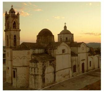 Kirche Agios Sinesis