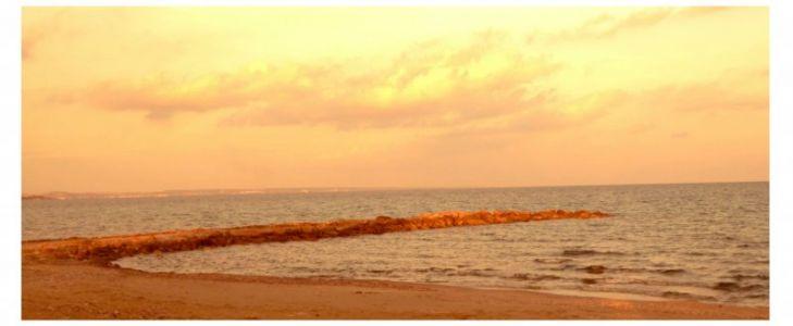 Auf dem Weg zur Salamis-Bucht