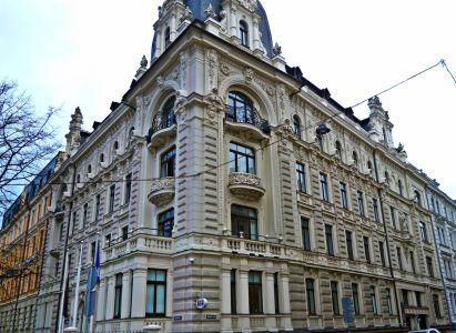 Riga: Neustadt