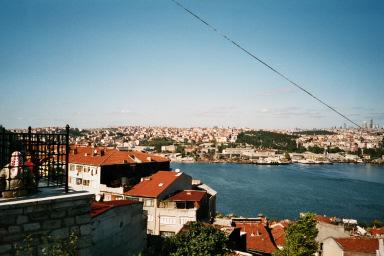 Blick Bosporus
