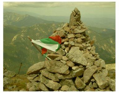 Besteigung des Mussala-Gipfels