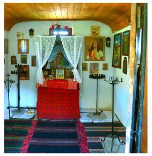 Zekiritza-Kamm, Kirche