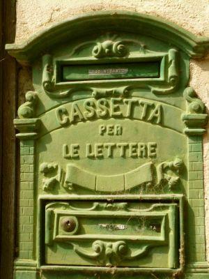 Casetta le Lettere