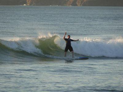 Costa Rica: Surfen