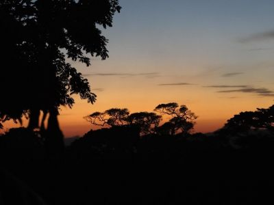 Costa Rica: Sonnenuntergang