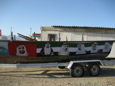 Die Sheiks der Emirate