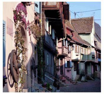 Eguisheim: Touristenmagnet aus gutem Grund